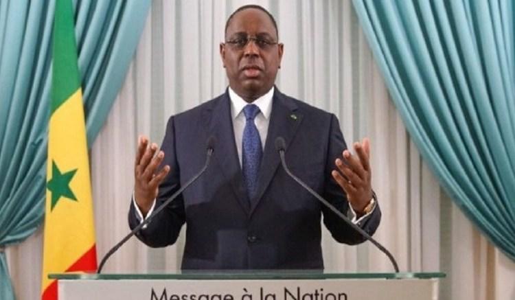 Macky sall - Sénégal : Macky Sall entame son second quinquennat