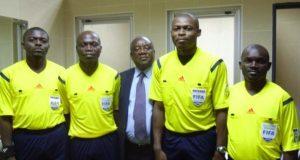 Gabon Oil National Foot 1/Agressions des arbitres : Port d'un tissu jaune en guise de protestation !