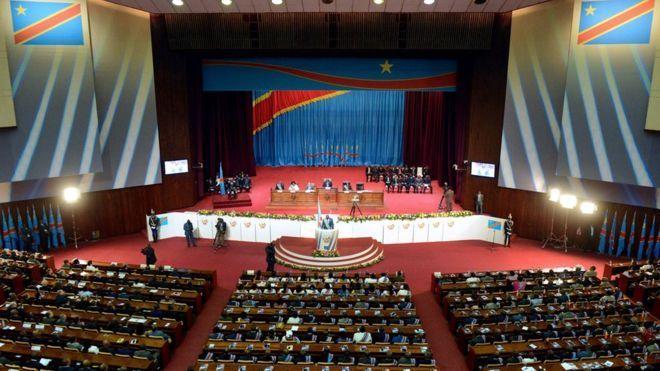 RDC : Une plénière de l'Assemblée nationale interrompue