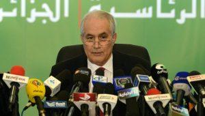 demission  300x170 - DEMISSION DU PRESIDENT DU CONSEIL CONSTITUTIONNEL EN ALGERIE  : Vers une victoire du peuple?