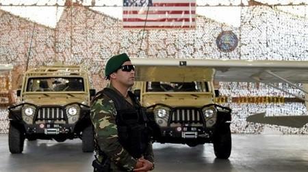 La Tunisie autorise la construction d'une base militaire américaine sur son sol en contrepartie d'un rabais sur l'achat des avions de combat