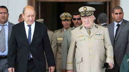 L'Algérie demande à la France de changer rapidement son ambassadeur en poste à Alger