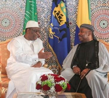 Gabon / Santé d'Ali Bongo Ondimba : Macky Sall remercie l'Eternel