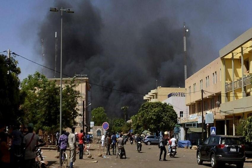 Burkina : Six morts dans l'attaque d'une église