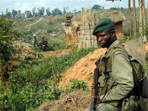 Beni les FARDC repoussent une attaque des ADF à Mamiki - Beni : les FARDC repoussent une attaque des ADF à Mamiki