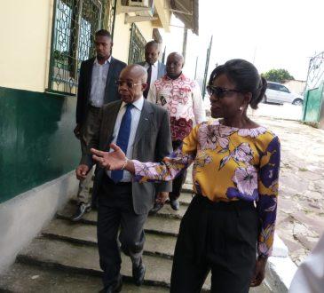 Congo-Recherche Scientifique : Lyse Mavoungou, boursière de la coordination pour  la lutte contre les endémies