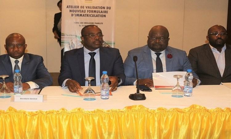Gabon / CNAMGS : Le nouveau Formulaire d'immatriculation en validation
