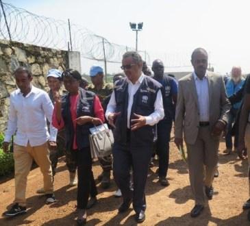Genève : le défi de contenir Ebola en RDC au centre de l'Assemblée mondiale de la santé