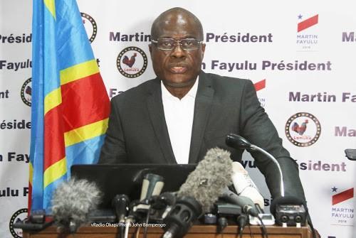 Justice : l'audition de Martin Fayulu reportée à une date ultérieure