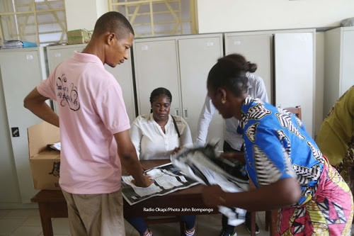 Kinshasa l'ONG LYREC lance la sensibilisation pour les élections locales - Kinshasa : l'ONG LYREC lance la sensibilisation pour les élections locales