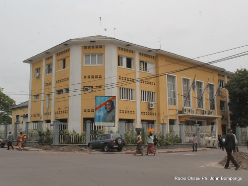 Kinshasa : l'assemblée provinciale demande la suspension de Guy Matondo