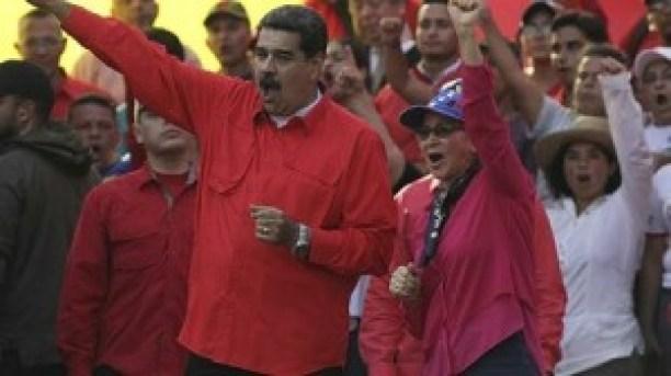 Le président Maduro déclare que le Venezuela est libéré du dollar américain. ©AP