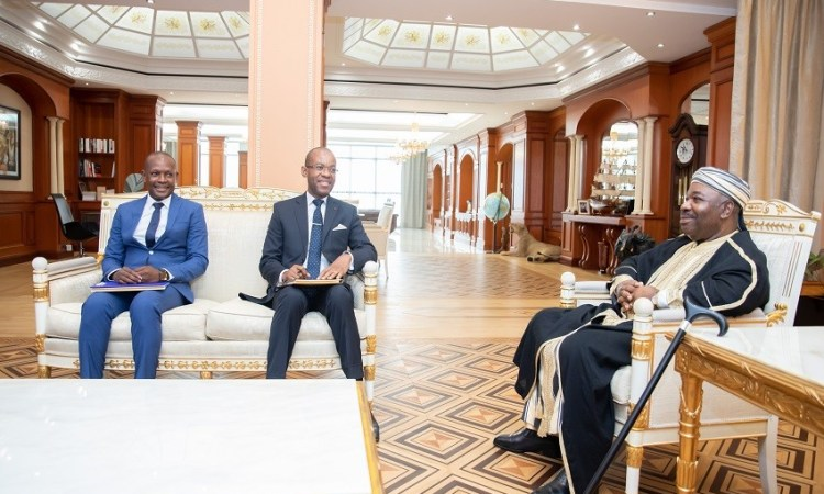 Gabon : Deux ambassadeurs gabonais chez Ali Bongo Ondimba
