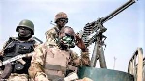 Dépenses militaires en Afrique: Une baisse relative malgré la hausse mondiale