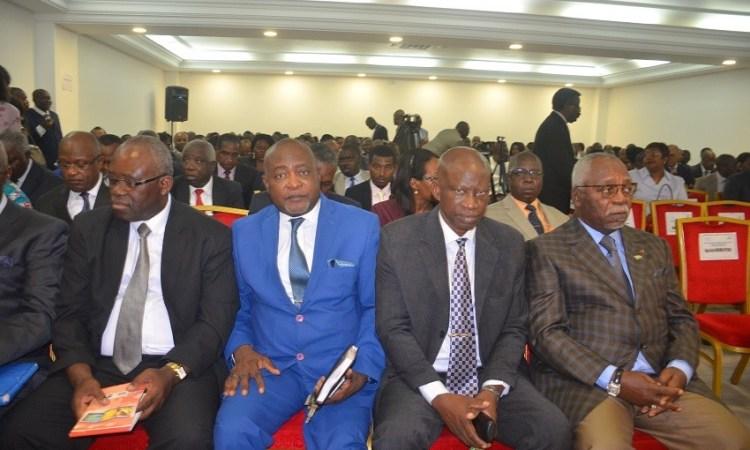 Gabon : Nkoghe Bekale sollicite le soutien du CND