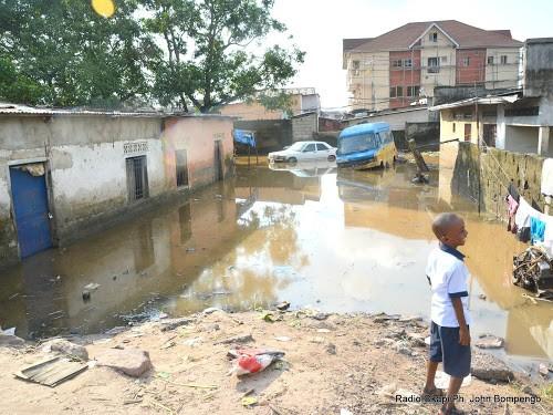 Mbanza Ngungu: 150 ménages sans abris après des pluies diluviennes