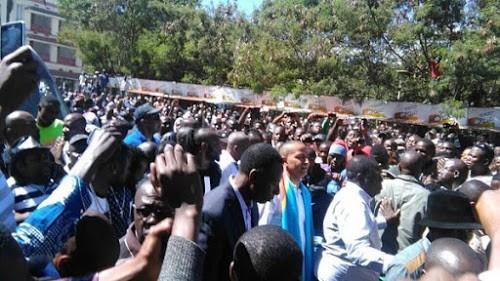 Pour Pablo Nguej du FCC « le retour de Katumbi entre dans le cadre de la décrispation politique » - Pour Pablo Nguej du FCC, « le retour de Katumbi entre dans le cadre de la décrispation politique »