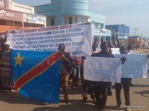 RDC : le Front des centristes républicains s'engage dans l'opposition