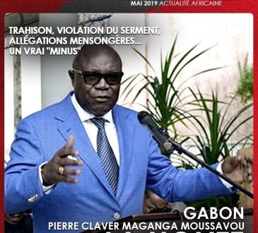 Affaire Kévazingo / Pierre-Claver Maganga Moussavou : La honte