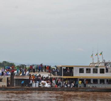 RDC : Au moins 30 morts dans le naufrage d'une baleinière