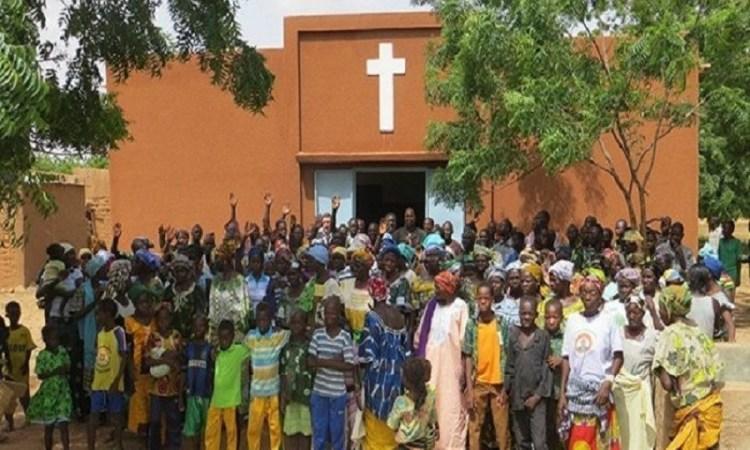 Burkina : Quatre victimes dans l'attaque d'une Eglise