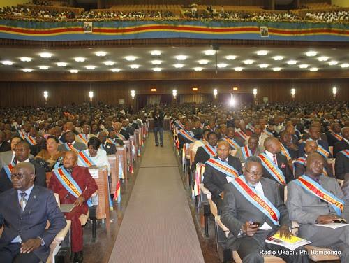 ACP : « Convocation d'une session extraordinaire à l'Assemblée nationale »
