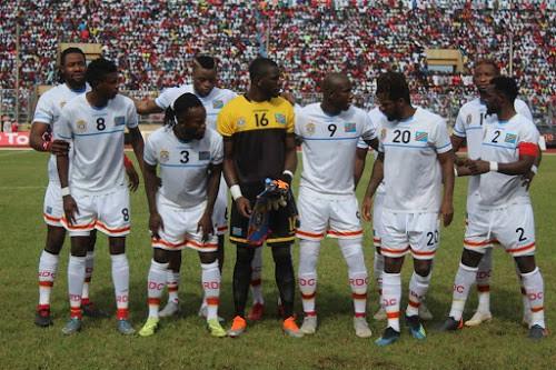 CAN Egypte 2019 la RDC battue par l'Ouganda 0 2 - CAN-Egypte 2019 : la RDC battue par l'Ouganda (0-2)