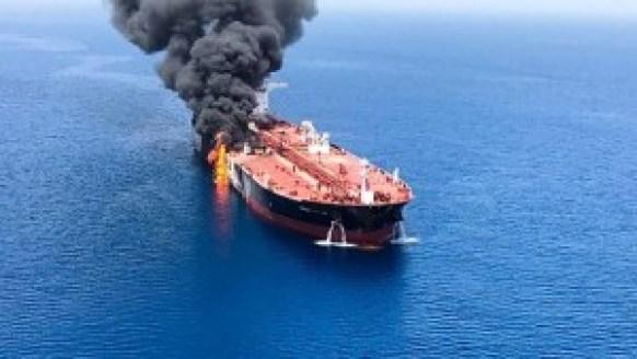 Deux pétroliers ont été ciblés par une «attaque» au large des Émirats arabes unis