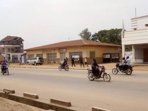 [Photo d'illustration]Circulation timide au centre-ville de Bunia (Ituri), lundi 5 mars, la population observation les deux jours de deuil décrétés par les communautés Hema, Mambisa et Ndo Okebo pour protester contre les massacres à Djugu. Radio Okapi/Ph José des Chartes Menga