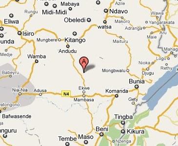 Ituri : onze morts dans deux attaques armées dans deux mocalités de Walendu Pitsi