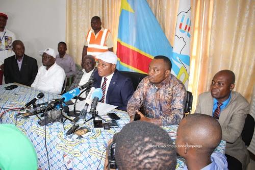 RDC : les accrochages entre militants de l'UDPS et du PPRD ne remettent pas en cause la coalition FCC-Cach (Augustin Kabuya)