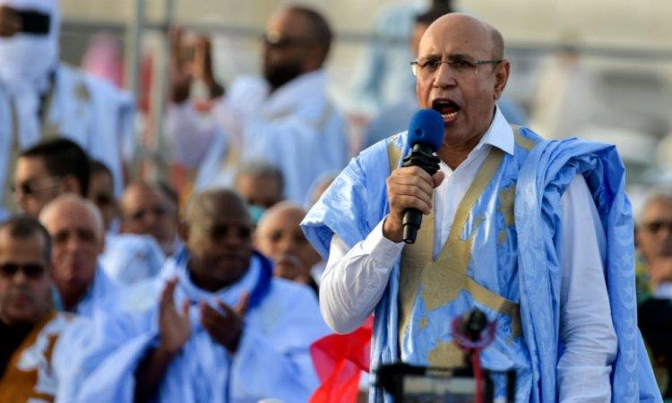 000 1hp2pg.mauritanie - Présidentielle en Mauritanie: avant les résultats définitifs, l'opposition expose des cas de «fraude»