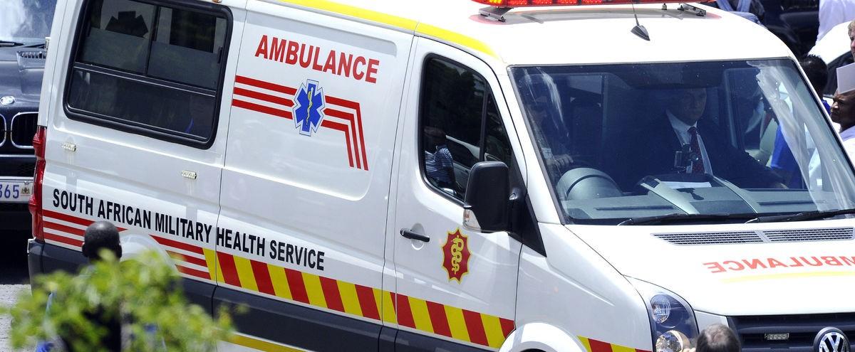 07f8cd7f bfc7 4758 8bb0 6a79e80cbc48 JDX 2x1 WEB - Des policiers pour escorter les ambulances et les pompiers à Johannesburg