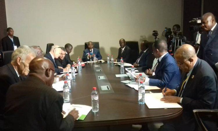 AFRIQUE –ASSOCIATIONS/ Les Présidents saluent l'initiative de la création d'une association des sénats africains