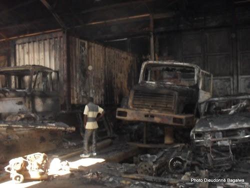 Bukavu : un mort et au moins 100 maisons détruites dans un incendie à Kadutu