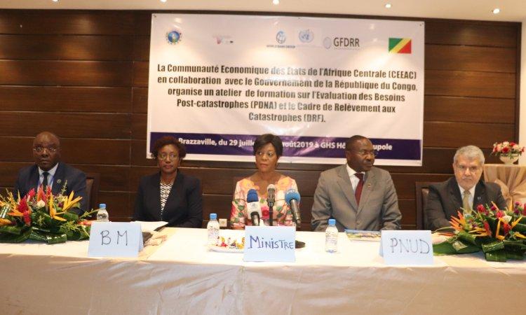 Congo/Environnement : L'Afrique semble être mal préparée face aux aléas climatiques, selon Arlette Soudan-Nonault