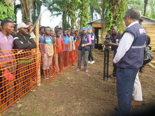Ebola en RDC :  le taux global de létalité au 21 juillet est de 67% (OMS)