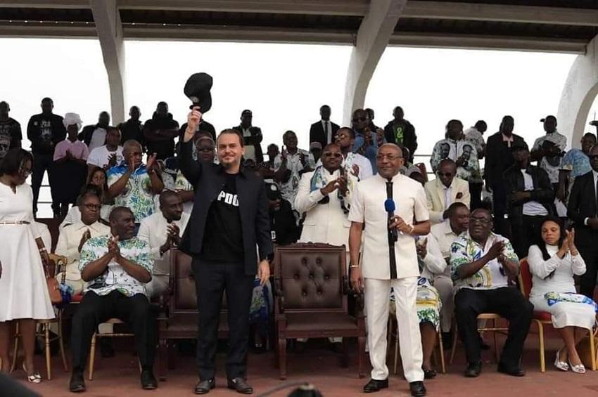 Gabon : Le PDG réchauffe la base à Franceville