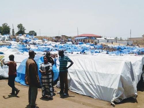 Ituri : la rougeole sévit à Djugu, plus de 100 enfants sont morts en deux mois