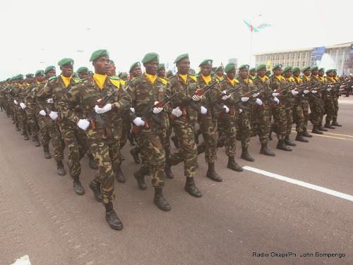 Nord Kivu l'armee lance la campagne de lutte contre Ebola - Nord-Kivu : l'armée lance la campagne de lutte contre Ebola