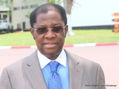 RDC : Alexis Thambwe élu président du Sénat