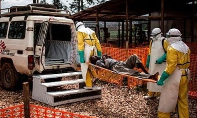 RDC : Premier cas confirmé d'Ebola