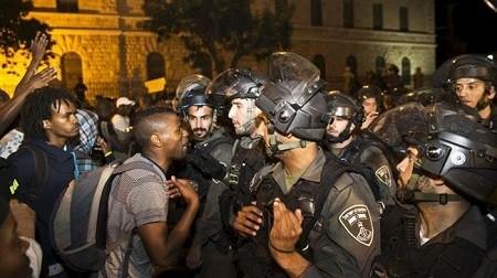 En Israël, on liquide les juifs noirs!