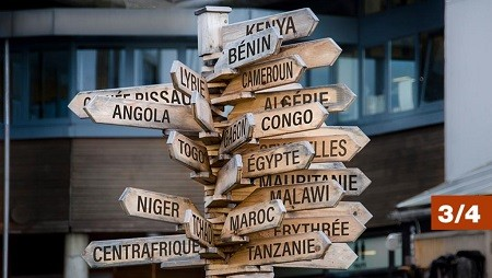 Ce que signifient les noms des pays d'Afrique [3/4: de M à S]