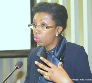 Assemblée nationale : Jeanine Mabunda demande aux députés d'œuvrer pour l'unité de la Nation congolaise