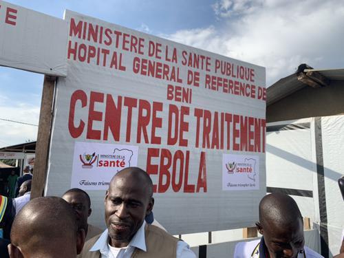 Beni : l'épidémie d'Ebola pénalise le fonctionnement du centre de transfusion sanguine