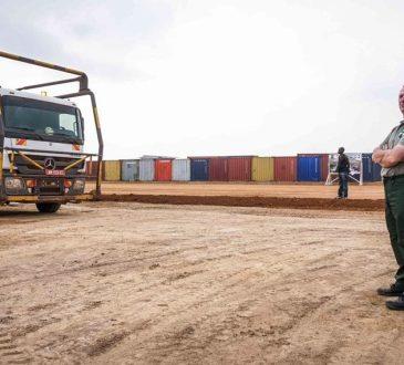 Déchargement de 125 conteneurs de Kevazingo dans la Zone économique spéciale de Nkok