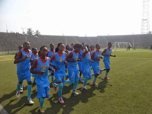 Eliminatoires-JO 2020 : la RDC prépare le match contre la Guinée Equatoriale à Kinshasa