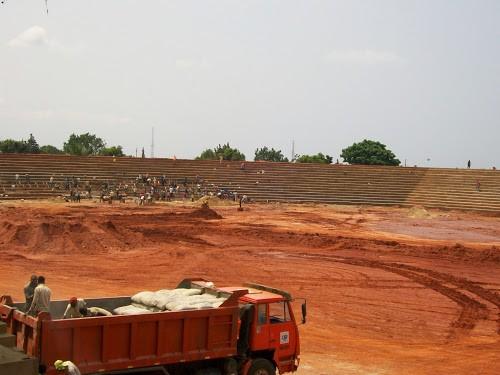 Foot RDC deterioration du stade Kashala Bonzola de Mbuji Mayi - Foot- RDC : détérioration du stade Kashala Bonzola de Mbuji-Mayi
