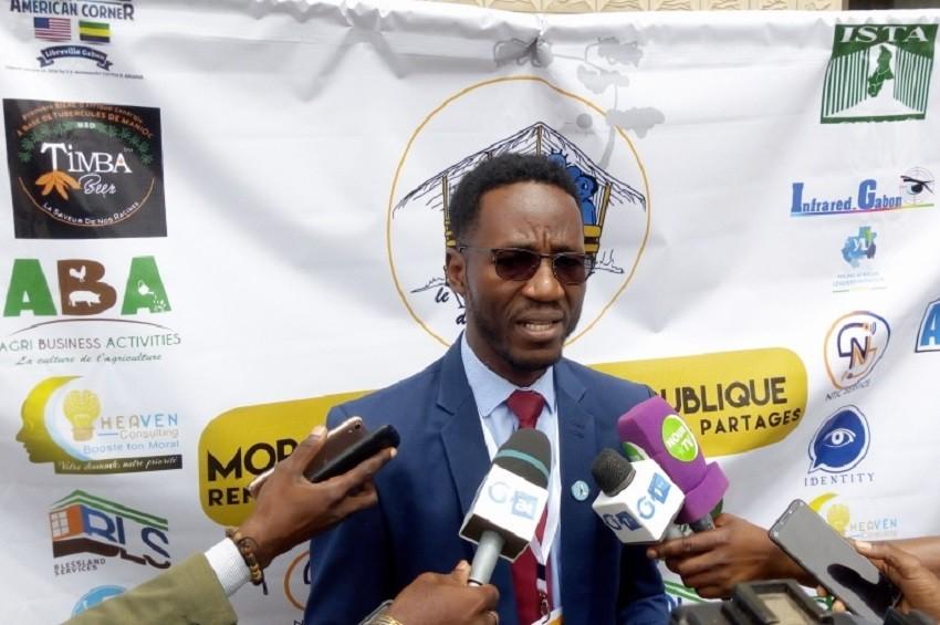 Gabon : « Nous voulons amener la jeunesse à une prise de conscience de la bonne gestion de la chose publique », Anicet Engo